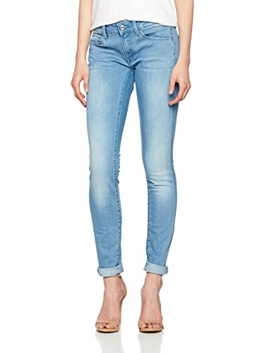G-STAR RAW, Jeans Ajustados para Mujer Azul (Light Aged 424)