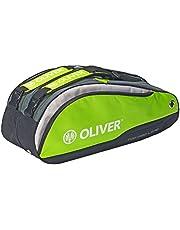 Oliver Top Pro - Funda para raqueta (75 x 22 x 28, 3 compartimentos