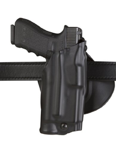 Safariland Glock 19, 23 with ITI M3, TLR-1, Insight XTI Procyon 6378 ALS Concealment Paddle Holster (STX Black Finish) by Safariland