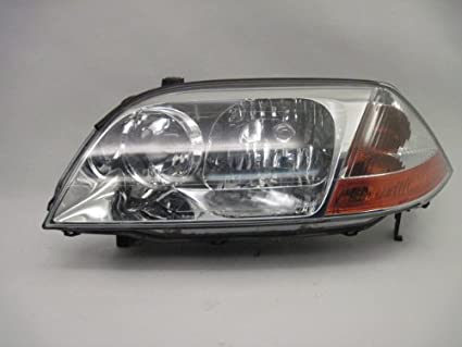 amazon com acura mdx 2001 2003 headlight left (driver side) automotive Acura MDX Headlight Bulb