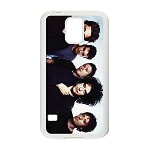 Samsung Galaxy S5 Cell Phone Case White The Cure SUX_170051
