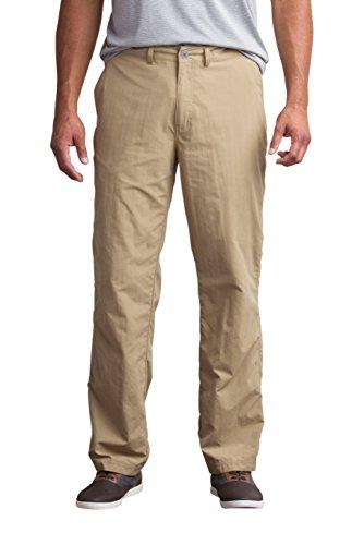 ExOfficio Men's Sol Cool Nomad Pants, Walnut, 34 (Mens Pant Nomad Officio Ex)