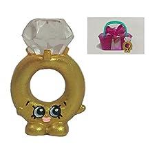 Shopkins Season 3 Limited Edition Roxy Ring Replica