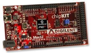 DIGILENT CHIPKIT MAX32 CHIPKIT, MAX32, PIC32MX795F512, DEVELOPMENT BOARD by Digilent