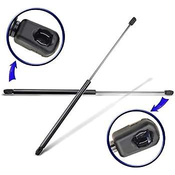 2Pcs Tailgate Hatchback Lift Support Shock Rod For Volvo 740 745 760 V90 960 940
