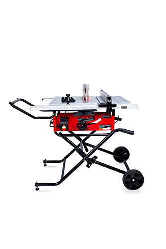 General International TS4004 10″ Portable & Benchtop Table Saw