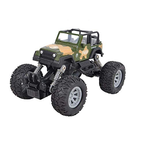OWIKAR Pull Back Cars Alloy Diecast Truck Race Car Buggy Functions Toy Vehicles for for Kids Child Toddlers Party Favors,Die Cast Car Toy Play, Camouflage by OWIKAR
