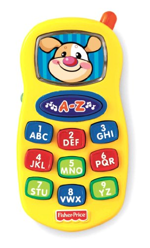 Fisher-Price Laugh & Learning Phone