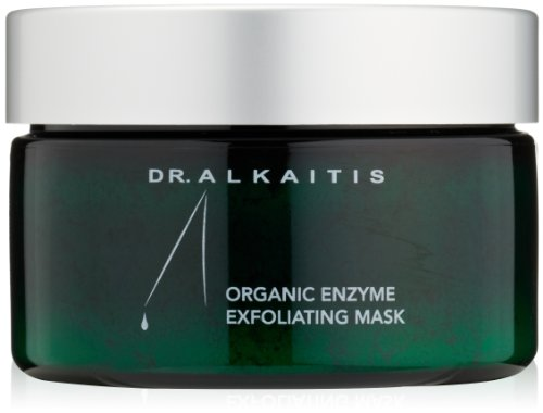 DR. ALKAITIS Organic Enzyme Exfoliating Mask, 1.25 fl. oz.