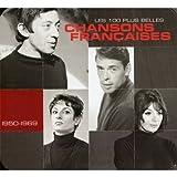 Les 100 Plus Belles Chansons Françaises 1950-1969 (Coffret 5 CD)