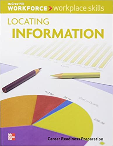 Workplace skills locating information student workbook workplace skills locating information student workbook workforce 1st edition fandeluxe Image collections