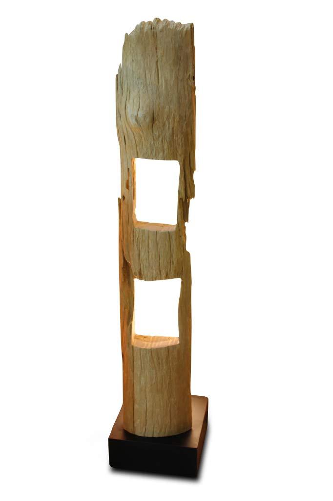 Kinaree 120cm Treibholz Stehlampe PHETCHABURI