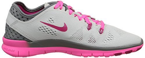 Nike Womens Free 5.0 Running Sneaker Gray