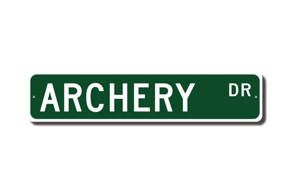 qidushop - Cartel de Arco para Hombre, diseño de Flecha de ...
