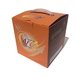 AFO Fire Ball, ABC Fire Extinguisher, Fire Suppression Device, Fire Safety Product