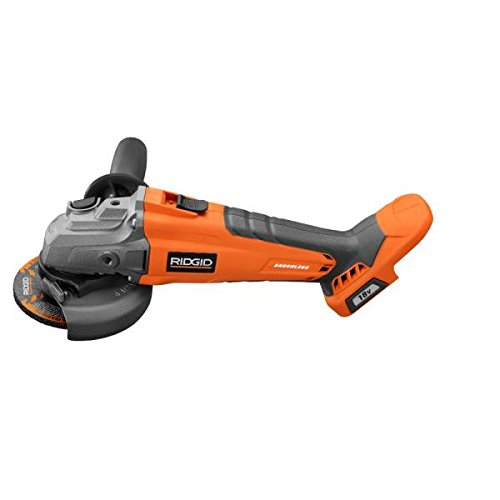 Ridgid grinder brushless