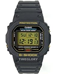 Casio Mens G-Shock Watch DW5600EG-9