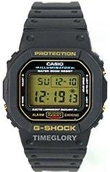 Casio Men's G-Shock Watch DW5600EG-9