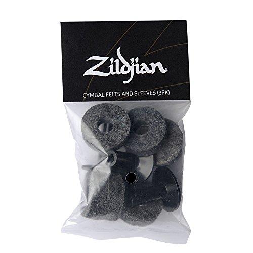 (Zildjian Cymbal Felt and Sleeve 3 Pack)