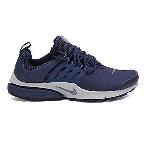 Nike Men's Air Presto Essential Midnight Navy/Armory Blue-wolf Grey