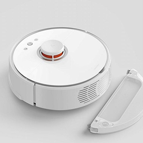 Xiaomi Smart Robot Vacuum Cleaner New 2nd Generation 2-in-1 Sweep Mop LDS Bumper SLAM 2000Pa Suction 5200mAh Battery Pre Sale