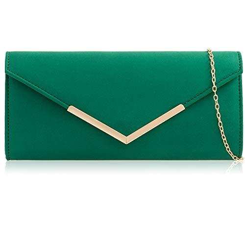 Vert London Pochette Xardi Femme Pour gwp1zqn7x