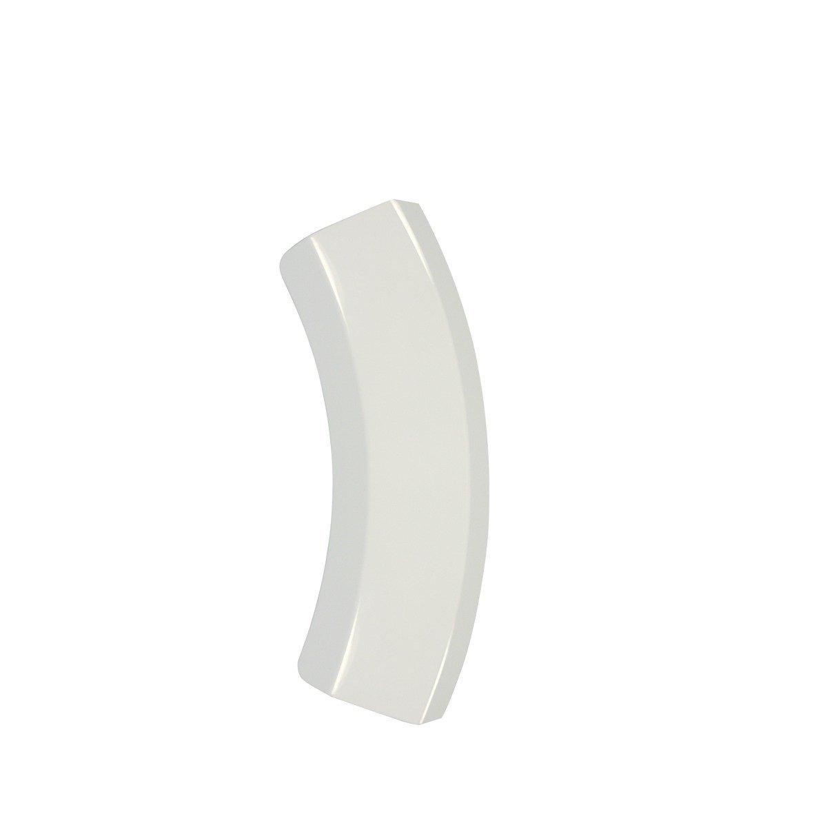 Bosch 644221 Maniglia per porta asciugatrice, bianca