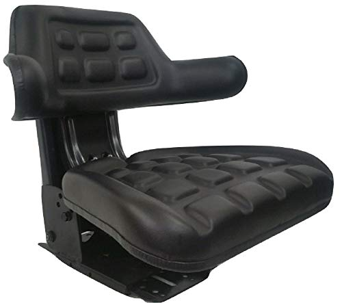 Suspension Seat for Massey Ferguson Tractor 135, 150, 165, 175, 180, 185, 230, 240, 245 from Concentric