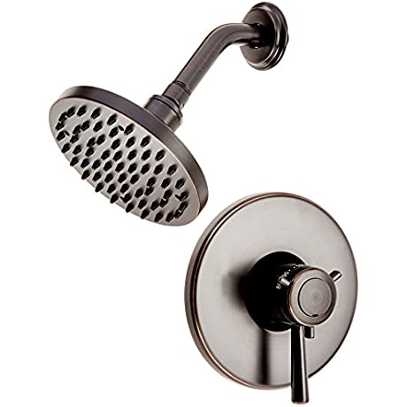 Pfister R89 7TUY 1 2 Inch Thermostatic Shower Trim Tuscan Bronze