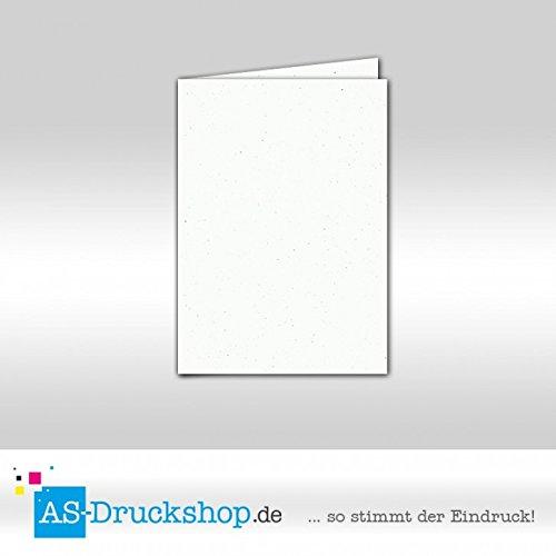 Faltkarte Doppelkarte Doppelkarte Doppelkarte - Birch - Naturfarbe 100 Stück DIN A5 B0794XWQ2B | Günstigstes  636599