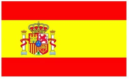 El escudo de la bandera de España (L59): Amazon.es: Deportes y ...