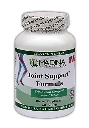 Amazon.com: Madina Vitaminas Joint Support Formula Vitaminas ...
