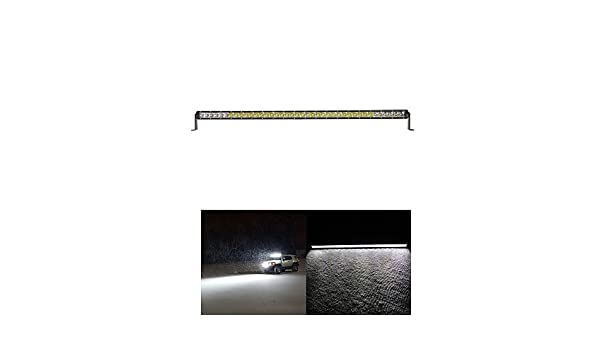 Alan 200w único cree fila lleva barra de luz LED IP68 ...