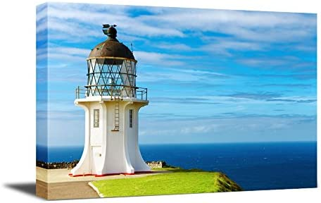 Beautiful Landscape Cape Reinga Lighthouse