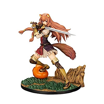 Kotobukiya The Rising of The Shield Hero Raphtalia ANI Statue: Toys & Games