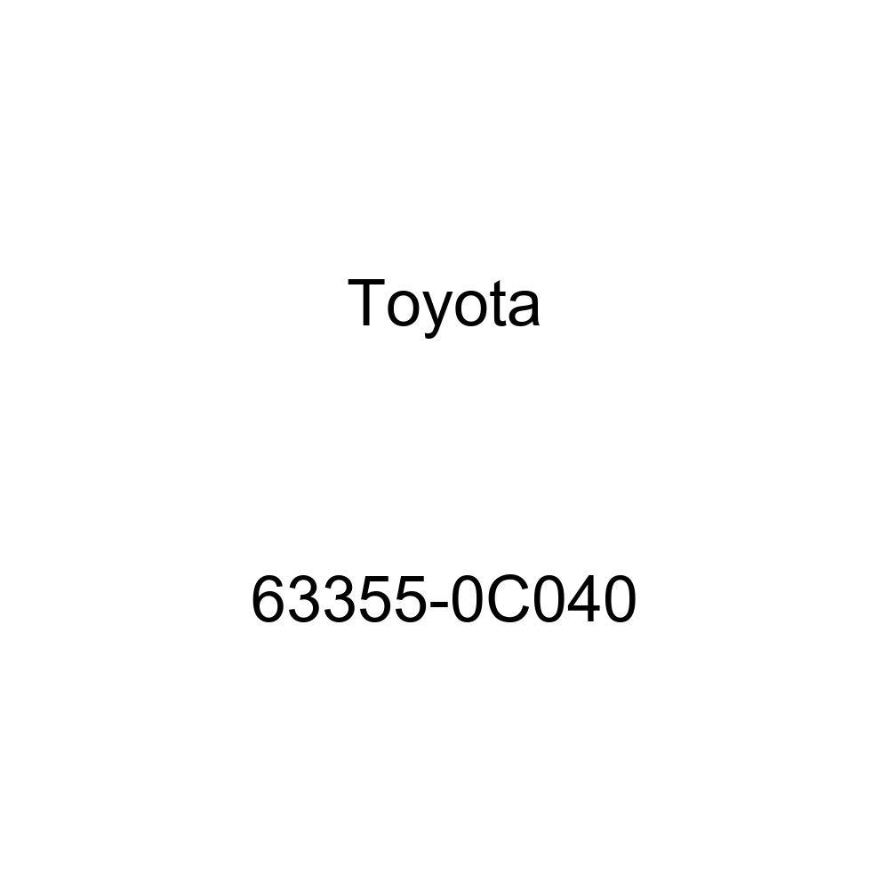Toyota Genuine 63355-0C040 Roof Headlining Pad