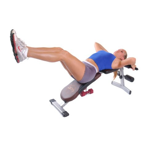 CAP Barbell Flat/Incline/Decline Bench
