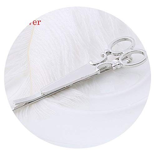 2019 Fashion 1PC Women Leaf Feather Hair Clip Ornament Party Decoration Hair Accessories,Style -