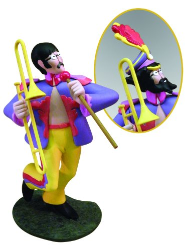 yellow submarine model kit - 9