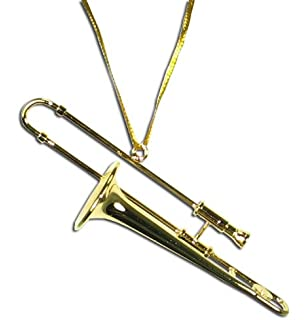 Amazon.com: Miniature Flute Christmas Ornament 3