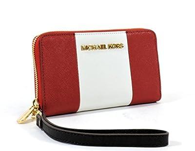 MICHAEL Michael Kors Women's Jet Set Large Phone Case Wallet