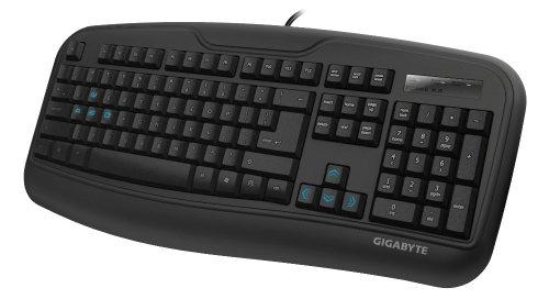 Gigabyte GK-FORCE K3 FORCE K3 Gaming Keyboard (Keyboard Computer Enlarged)