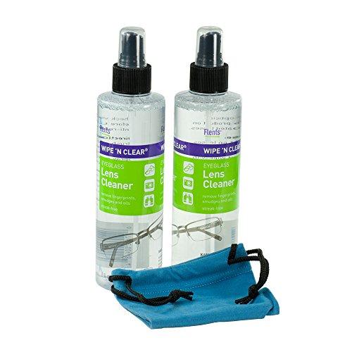 Flents Eyeglass Cleaner Bottles Microfiber product image