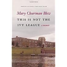 mary clearman blew