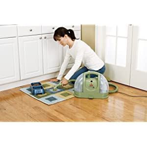 Bissell Multi-Purpose Portable Carpet and Upholstery Cleaner, 1400B