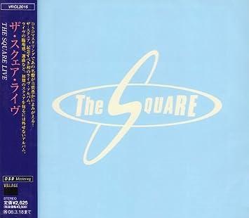 amazon the square live ザ スクェア フュージョン 音楽