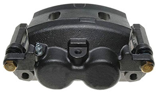 ACDelco 18FR2246 Professional Front Passenger Side Disc Brake Caliper Assembly without Pads (Friction Ready Non-Coated), Remanufactured