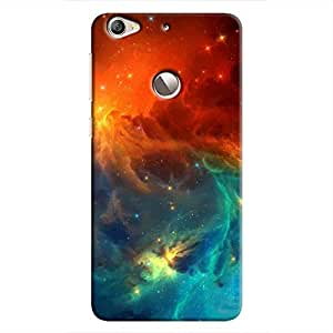 Cover It Up - Blue Vs Red space Cloud Le 1s Hard case