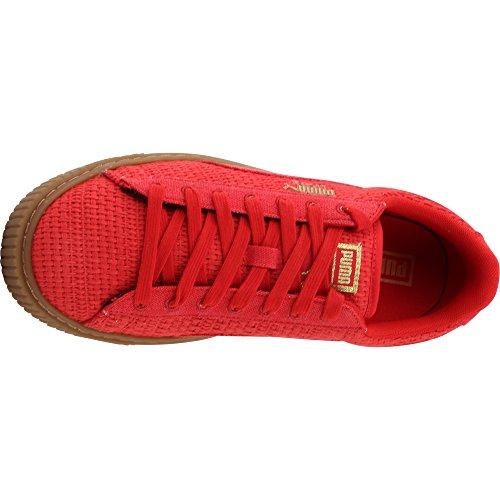 364847-01 Cestello Per Donna Wvn Puma Rosso Rosso