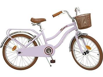 Bicicleta 20 Vintage Rosa Toimsa 20111: Amazon.es: Juguetes y juegos